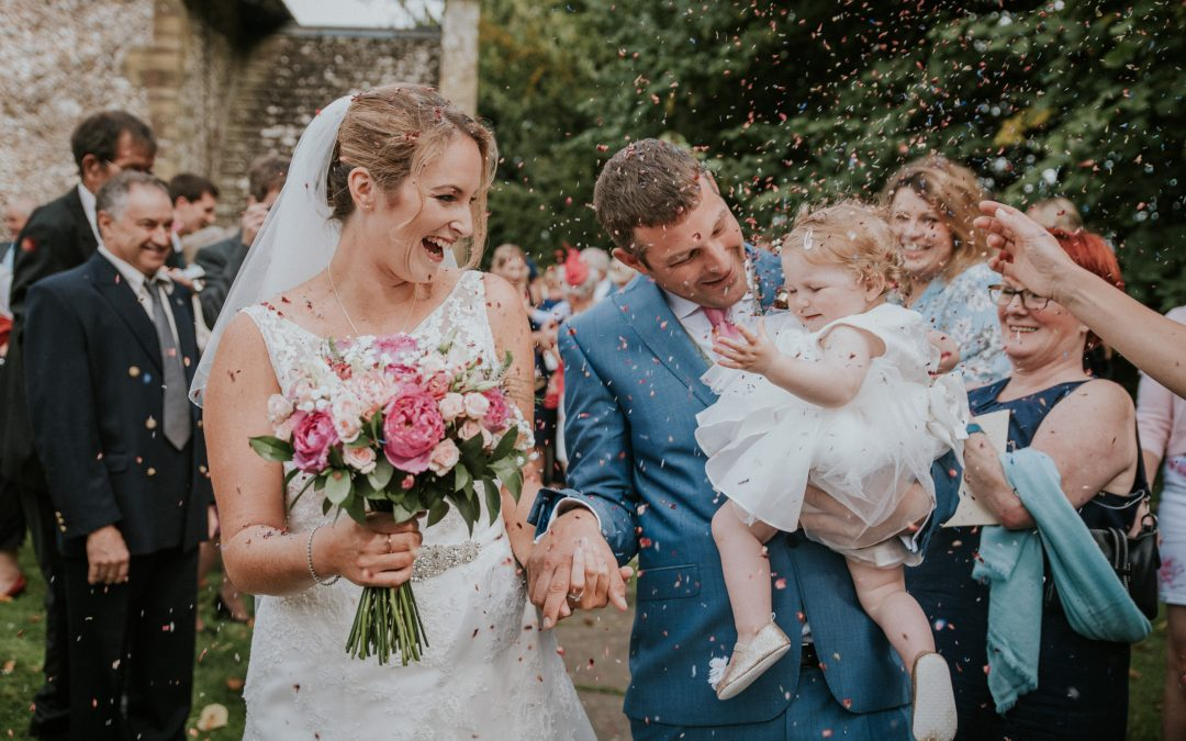 A Farmers Wedding in East Sussex- Emma and Pete