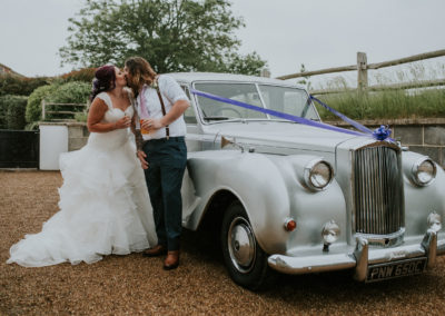 Bride and Groom portraits, wedding car, wedding day