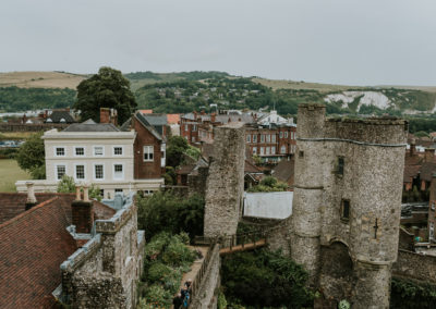 Views of Lewes Castle