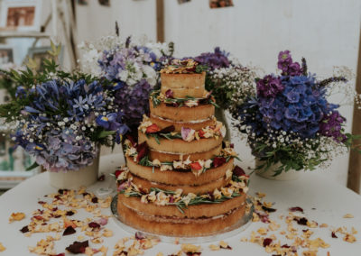 Wedding Cake at Broadacres