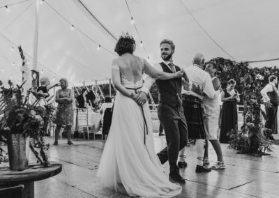 First dance at Braodacres